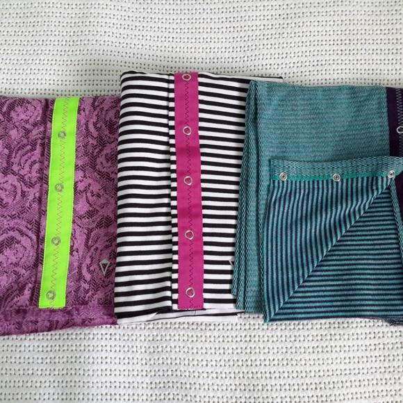 Ivivva Village Chill scarves - lot of 3